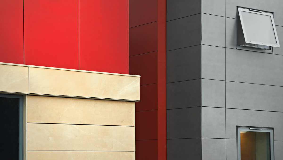 Porcelain Ceramic Rainscreen Cladding